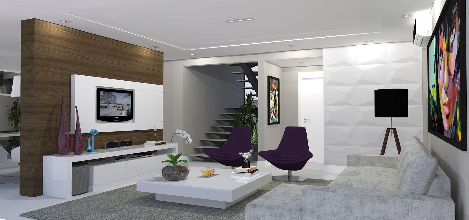 Due arquitetura projeto de interiores casa gt for Interiores para casa