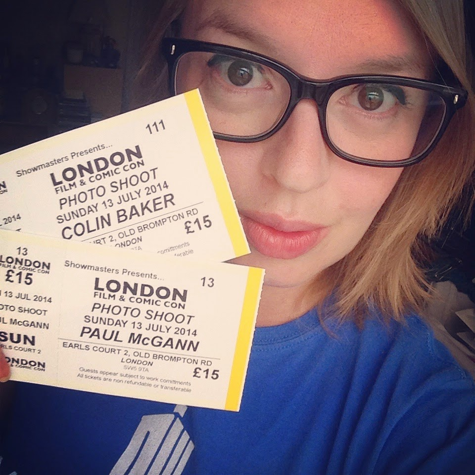 London Film and Comic Con tickets