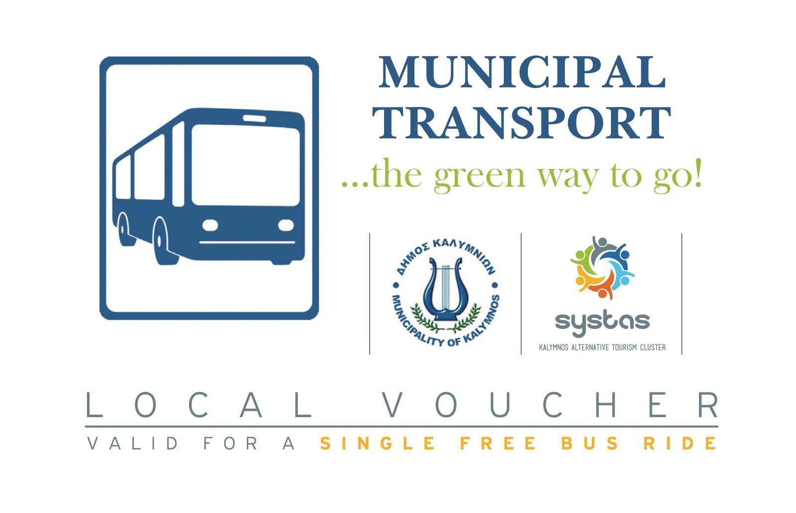 Free Bus Ride Voucher