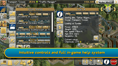 Transport Tycoon v0.39.1207 Mod Apk (Unlocked) 1