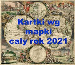 kartki przez cały rok 2021