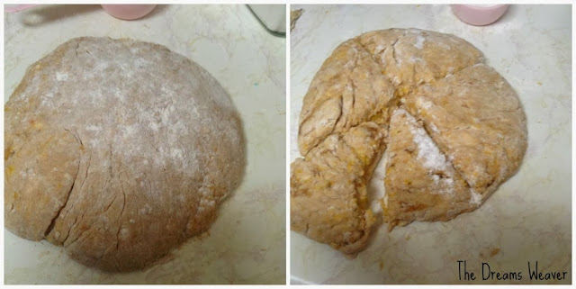 Bakery Hack ~ Pumpkin Scones