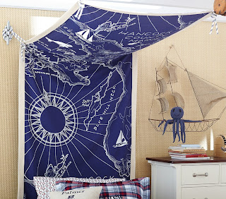 Pottery Barn Kids nautical new arrivals