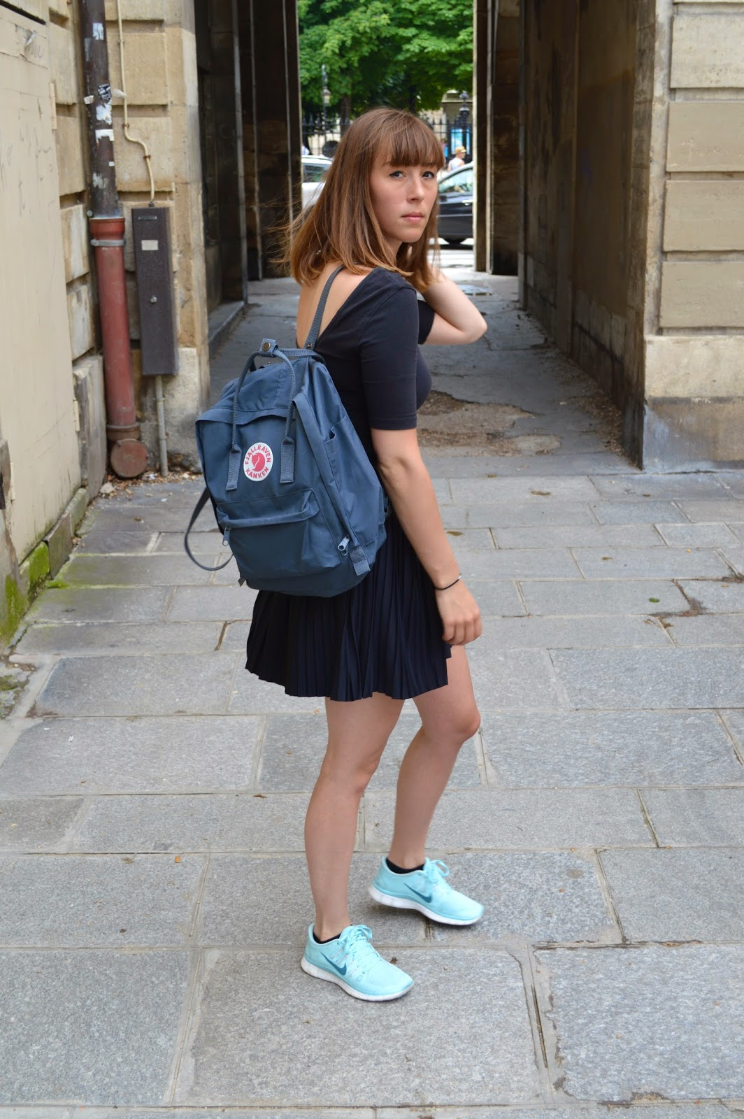 fjallraven kanken in paris