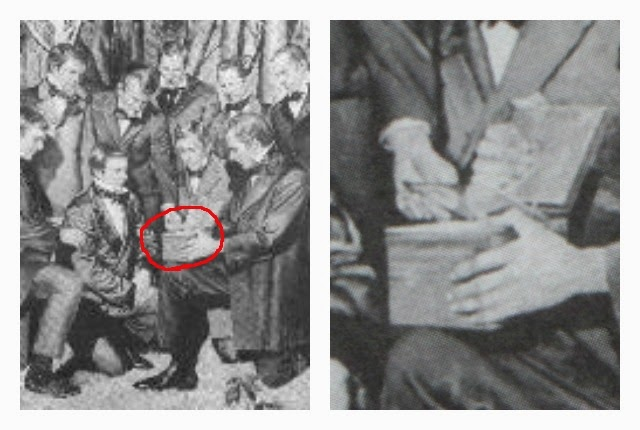 five images that prove time travel paranormal portal