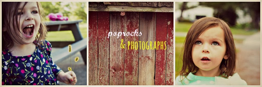 poprocks & photographs