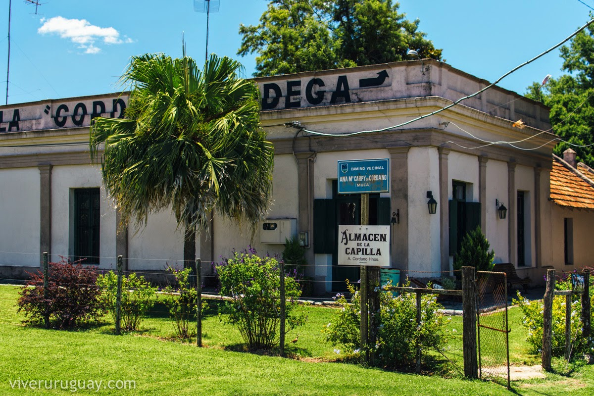 Turismo Carmelo Uruguai Almacen de la Capilla