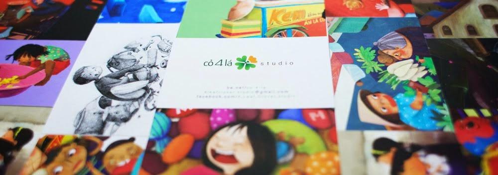 4-leaf Clover Studio