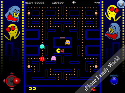 PAC-MAN 3.5.0 - iphone family world | iphone family