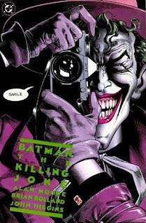 Killing Joke naam herkomst - Batman - The Killing Joke