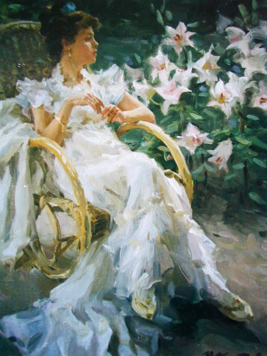 Юрий Кротов 1964 | Russian Impressionist painter