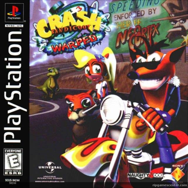 Crash Bandicoot 3 PC Games Free Download - SB Games