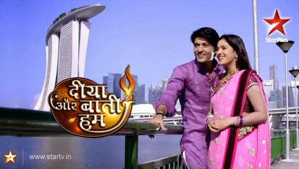 Diya Aur Baati Hum 10th October 2014 Full Episode Watch