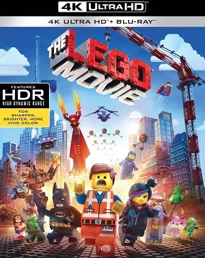 Filme Uma Aventura LEGO 4K Ultra HD 2014 Torrent