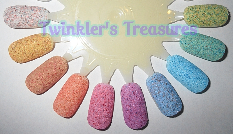 Twinkler's Treasures: Neue Kiko-Nagellacke
