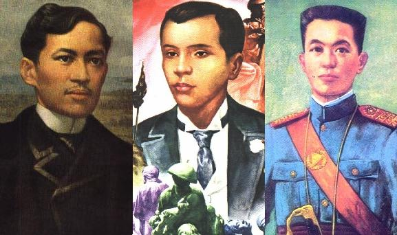 andres bonifacio as national hero instead of rizal Andres bonifacio: proletarian hero of the philippines and indonesia  in his schema for philippine national heroes such as dr jose rizal, the.