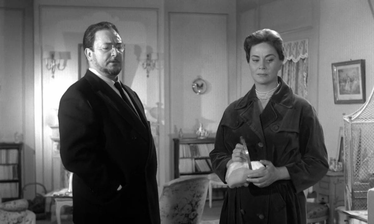 Los ojos sin rostro (1960) Terror (HD)