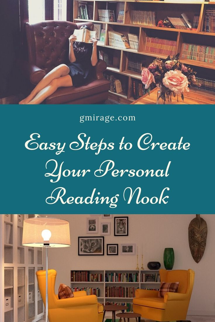 Easy Steps to Create Your Personal Reading Nook