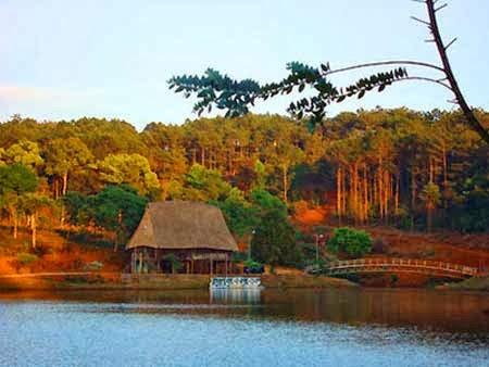 Mang Den Ecotourism Site