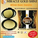 BEDAK EMAS MIRACLE GOLD SHINE - RM70/KOTAK, 3 KOTAK RM200