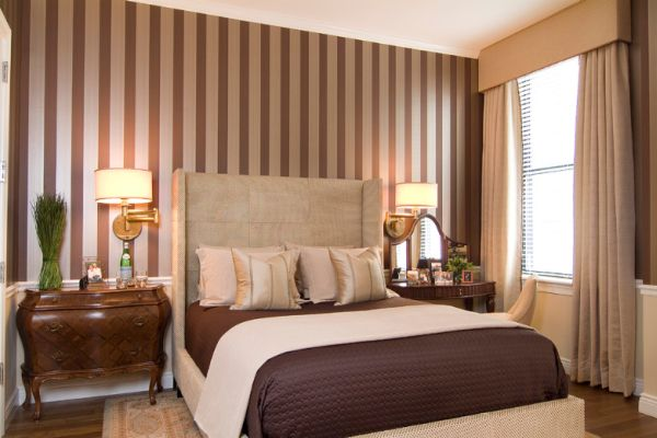 Fotos de dormitorios en chocolate dormitorios con estilo for Brown neutral bedroom ideas