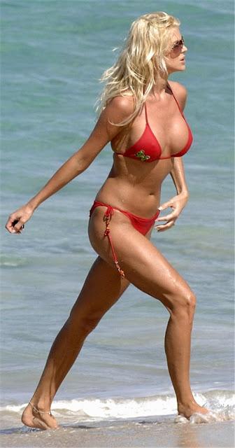 Bikini model swedish
