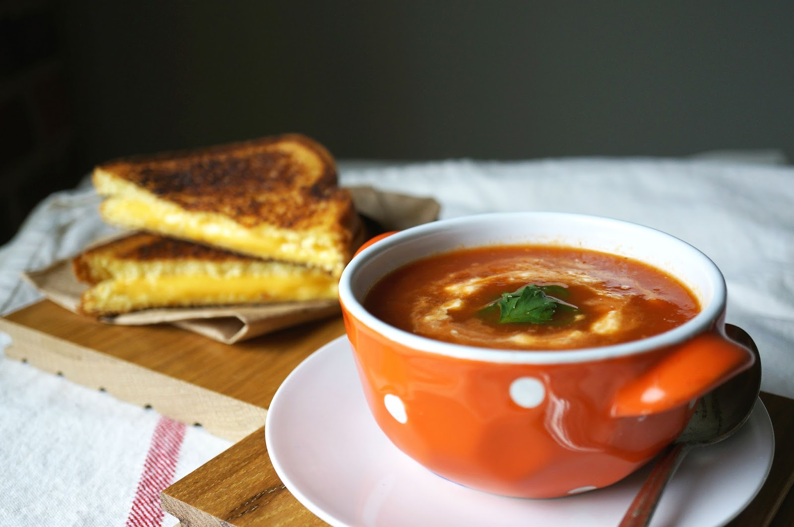 Miss Hangrypants: Spicy Tomato Soup
