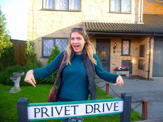 privet drive warner bros studios