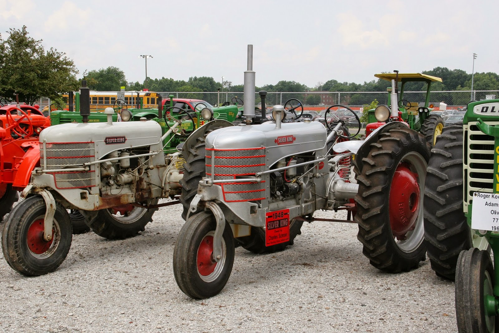 silver king tractors