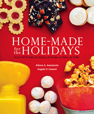 Home-made for the Holidays by Chef Aileen Anastacio and Angelo Comsti