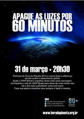 Hora do Planeta cartaz