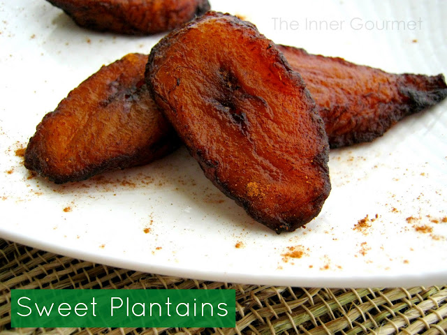 Sweet Plantains with a Sprinkle of Cinnamon - Alica's ...