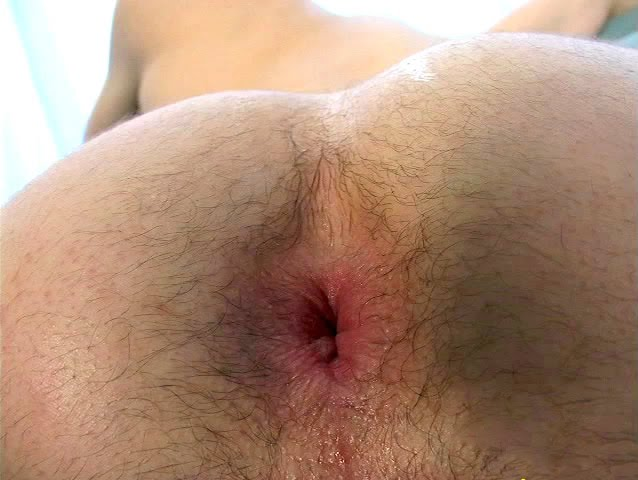Cum Dripping Man Hole
