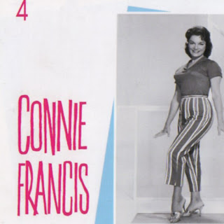 Connie Francis – Kissin', Twistin', Goin' Disc 04