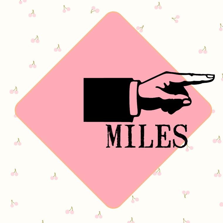 Total Miles Run = 39