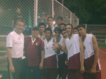 Liceo Carabobo Sub Campeones