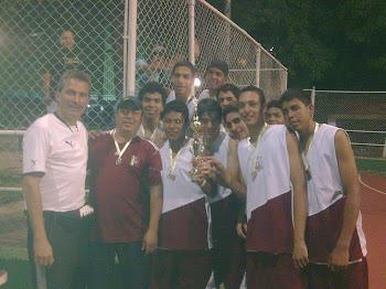 Liceo Carabobo Sub Campeones