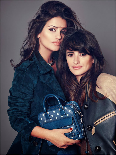 Penelope Cruz and Sister Monica Cruz's Limited Edition Collection for Loewe!
