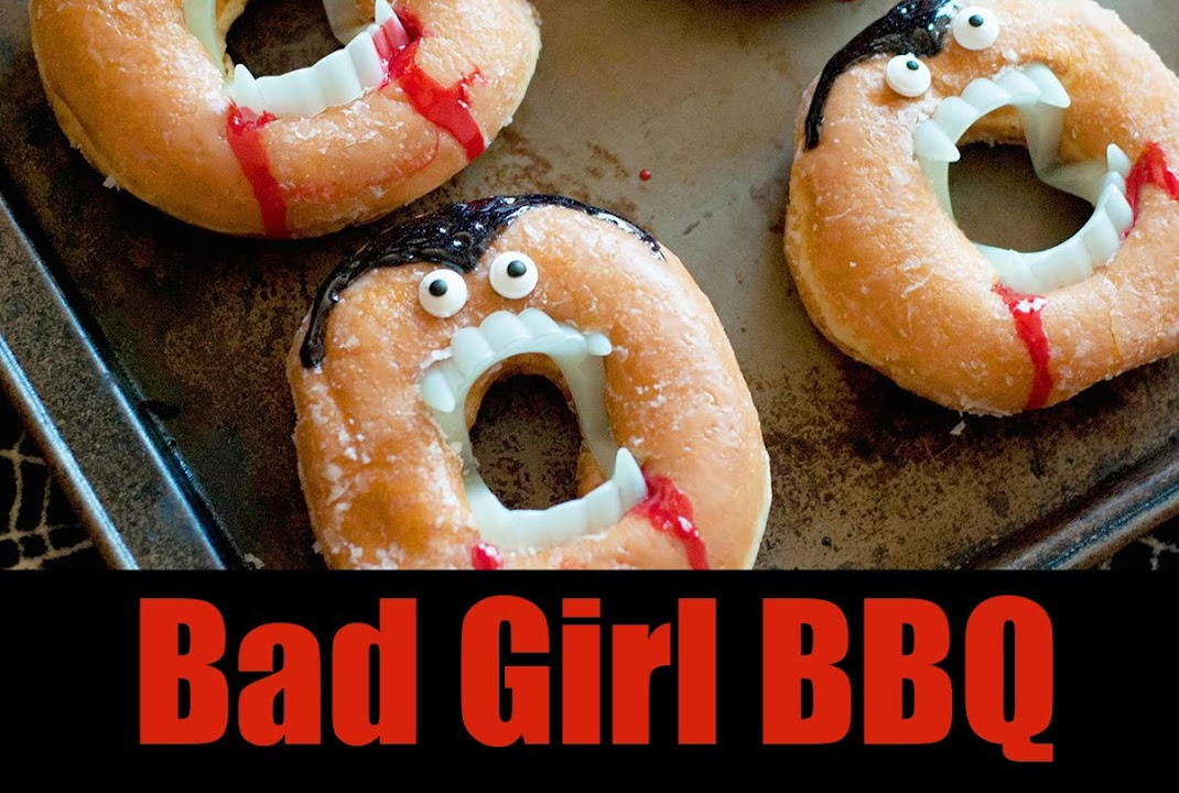 Bad Girl BBQ ~ From the dangerous kitchen of Tré Taylor
