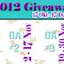 Timeline GA/Contest.