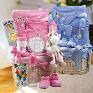 baby shower gift baskets homemade