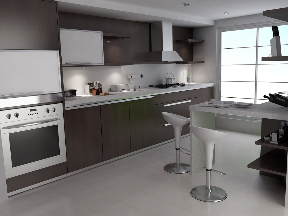 desain dapur sederhana desain dapur minimalis modern