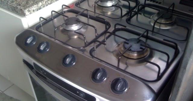 Due a de casa limpiar la cocina a gas - Limpiar quemadores cocina gas ...