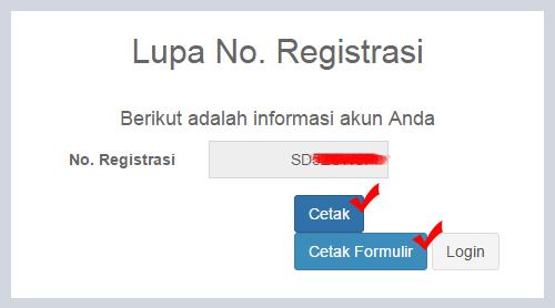 Cara Mendapatkan Kode Registrasi e-PUPNS Hilang