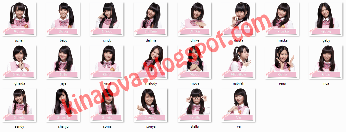 JKT48 School Icon For Windows V2