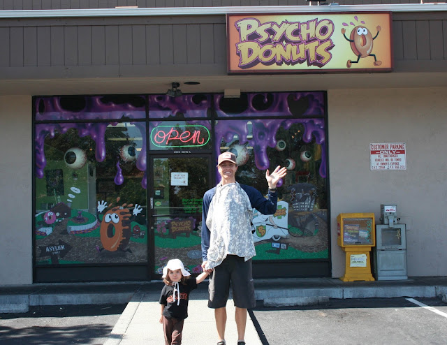 Psycho Donuts in Campbell and San Jose