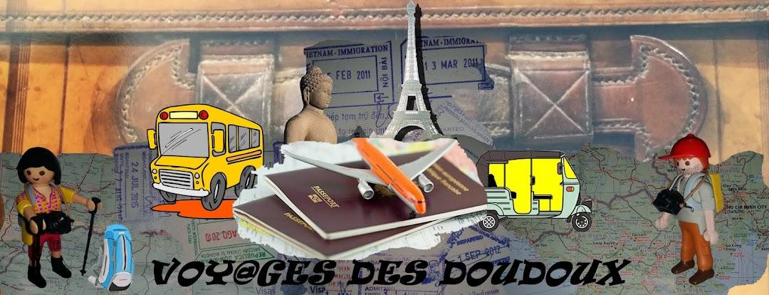 """"""" VOY@GES DES DOUDOUX """""""