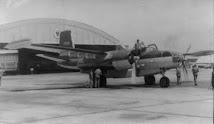 Un poderoso visitante, B-26K Nº 661.