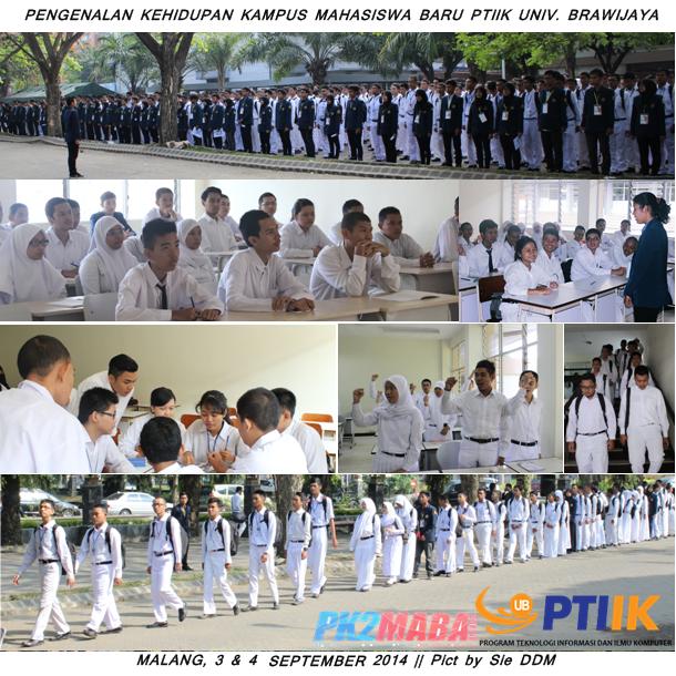 PK2 MABA PTIIK UB 2014