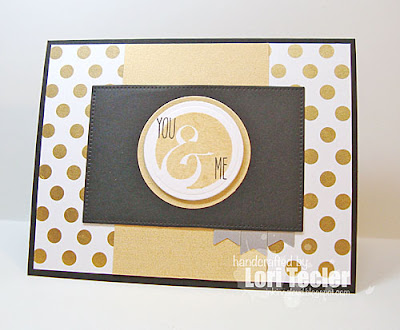 You & Me card-designed by Lori Tecler/Inking Aloud-stamps from Papertrey Ink